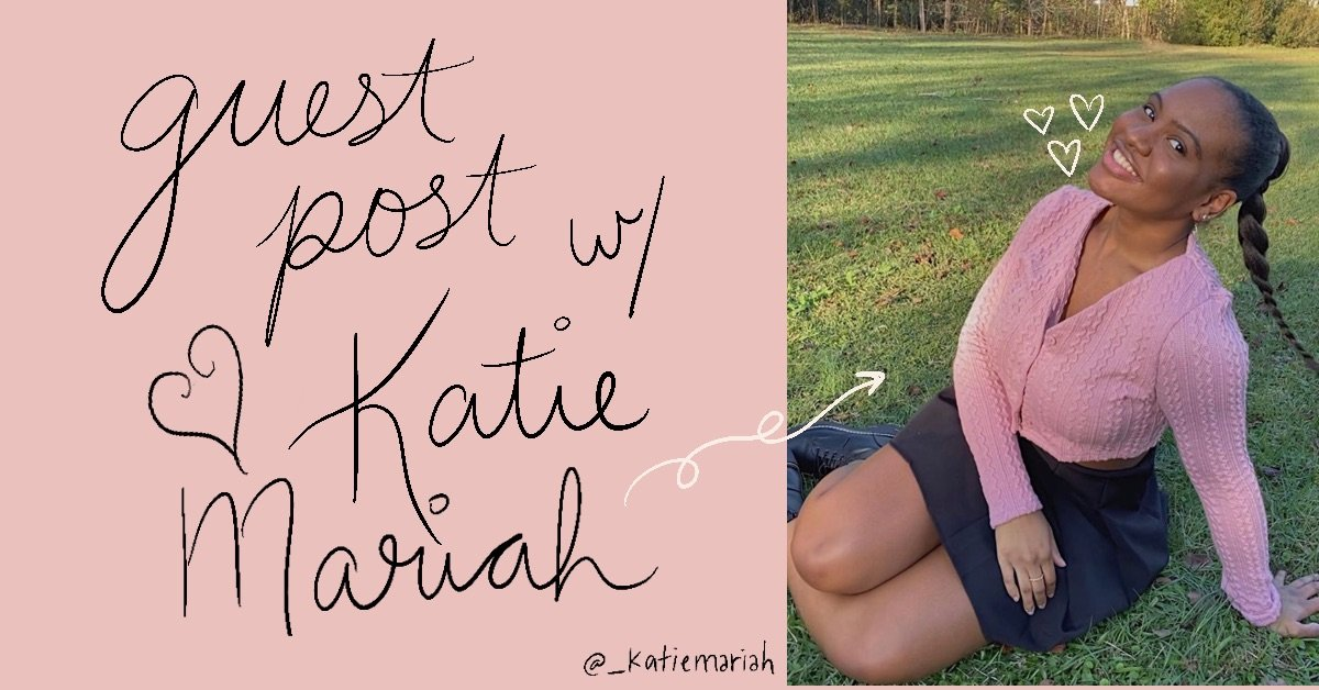 Q&A with College Student and Lifestyle Blogger: Katie Mariah